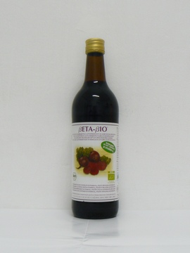 Beta-bio (succo barbabietola 100%) BIO - 750ml