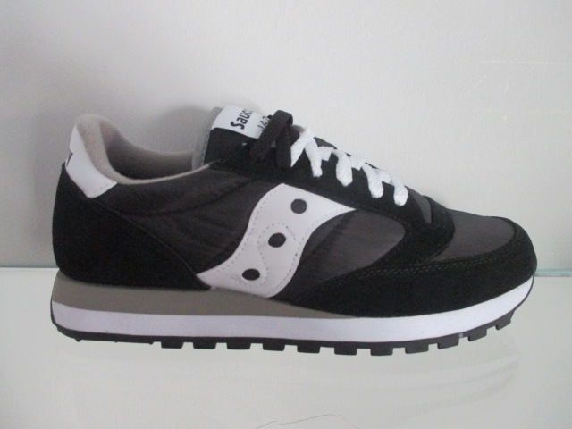 SAUCONY jazz original  black white