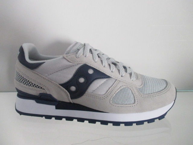 SAUCONY shadow grey navy