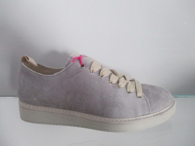 PANCHIC sneakers in camoscio Taupe