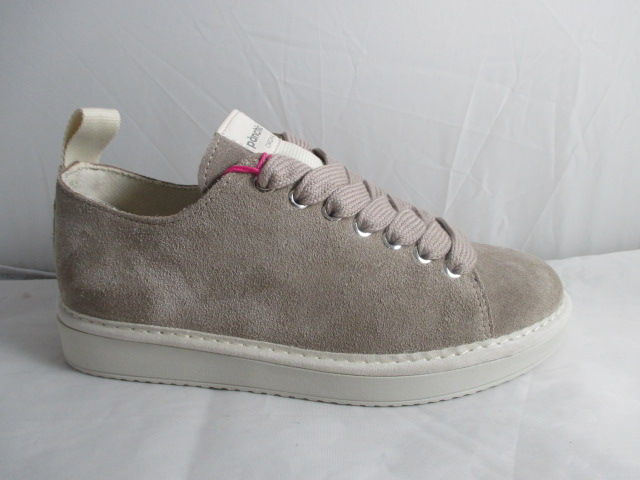 PANCHIC sneakers in camoscio Tortora