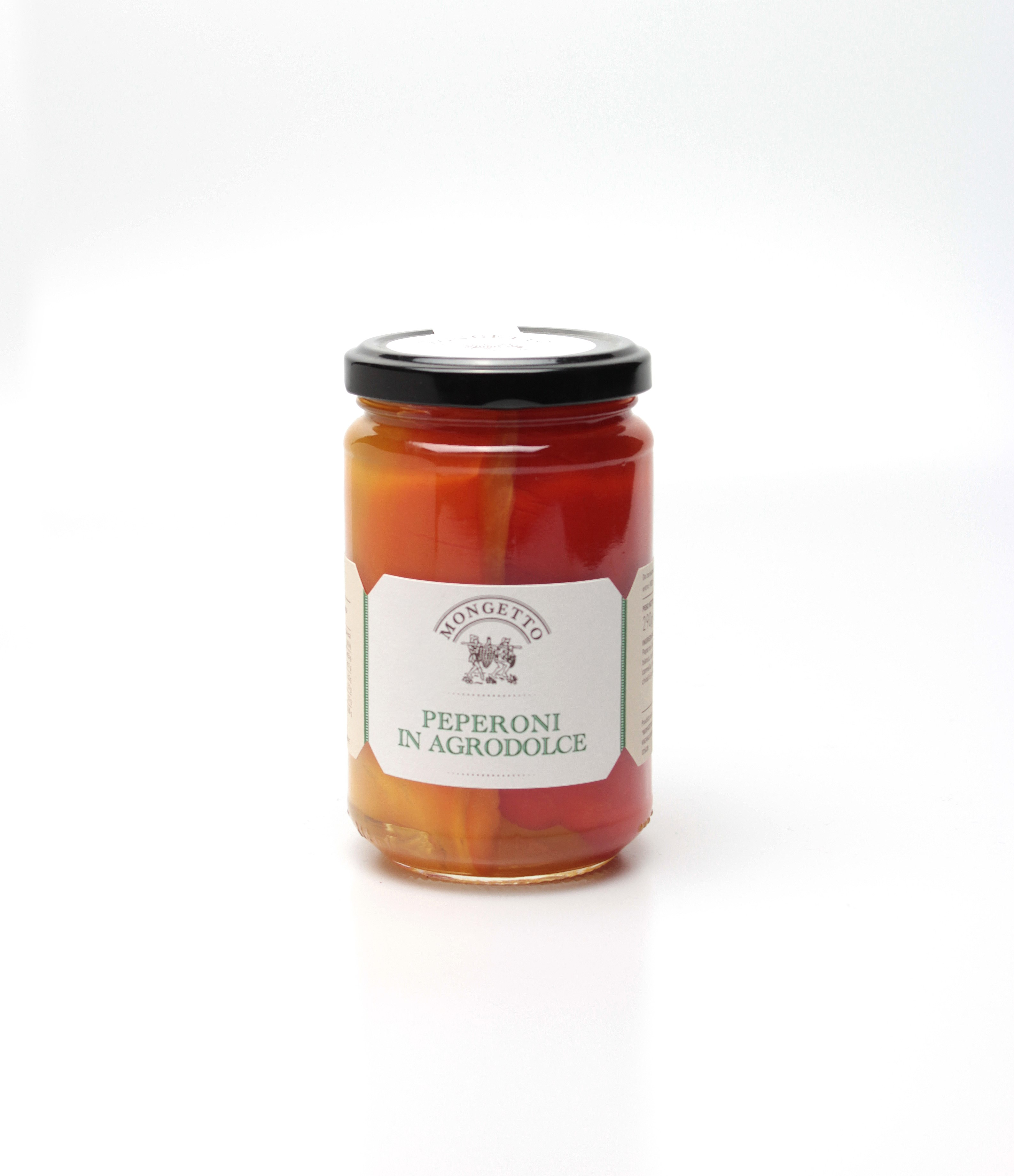 PEPERONI IN AGRODOLCE 290 gr
